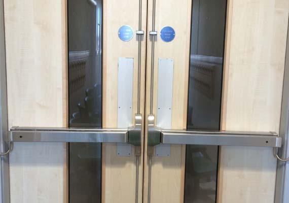 Access Control System for School Doors