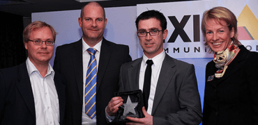 Axis Communications Presenting Partner Award