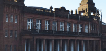 Kelvin Hall Glasgow Refurbishment King Communications & Security